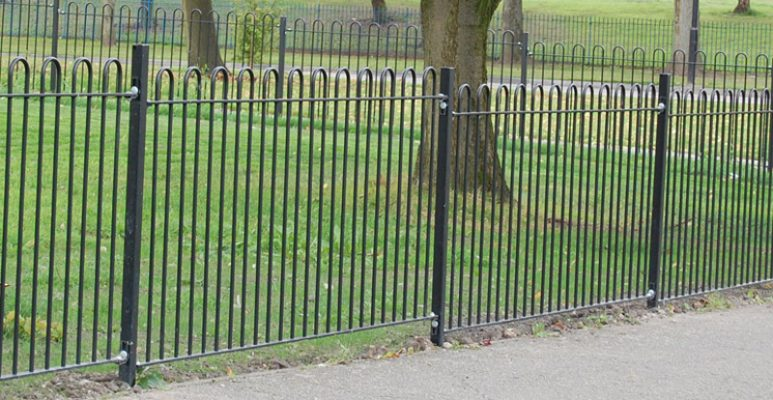 Security Fencing 25
