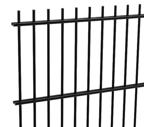 black mesh fencing image
