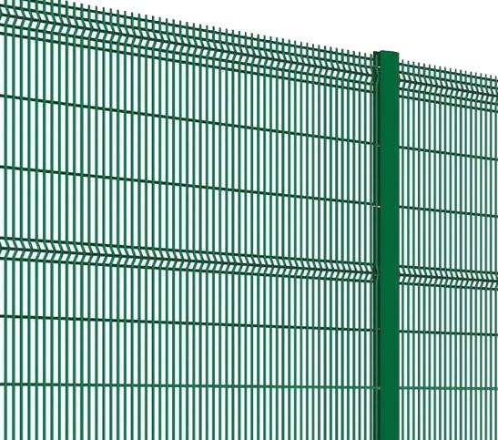 stripe mesh fencing image